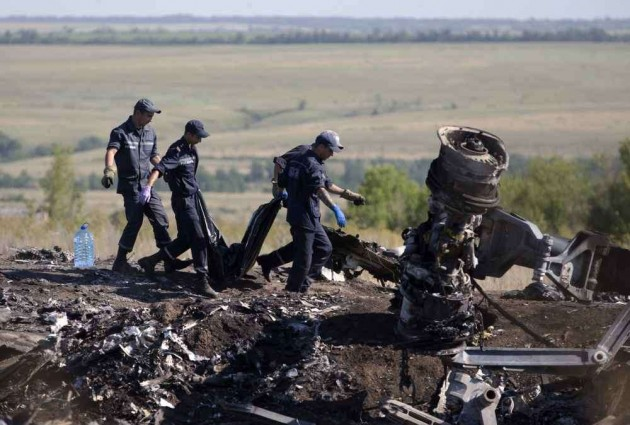 Missile That Shot Down Malaysia Airlines Flight 17 Was Ukrainian: Russia