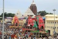 Lord Jagannath's Rath Yatra Held In Odisha Amidst The Presence Of Lakhs Of Devotees