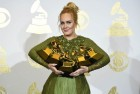 Adele Wins Top Awards at Grammys, Beyonce Dazzles With Her Performance