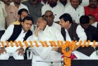Deadlock In The Samajwadi Party Continues Even As Fresh Reconciliation Efforts Fail