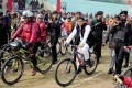 SP to Carry Out Cycle Yatras on Yoga Day, Akhilesh Unlikely to Accept Govt's Invite