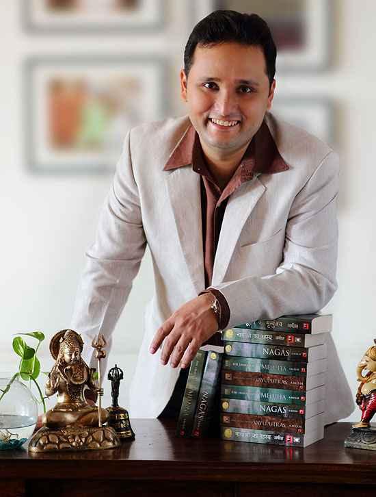 After Shiva Trilogy, Lord Ram's Story Next on Tripathi's Plan