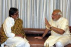 PM Wishes Amitabh on Birthday, Says His Humility Has Many Admirers