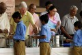 Convent Boy Made to Sit in Primary School to Impress Clinton