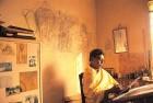 Legendary Painter Ganesh Pyne Dead
