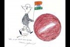ISRO Pays Tribute to Laxman Who Drew His Last Cartoons for It