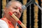 Pandit Hariprasad Chaurasia Gets Lifetime Achievement Award