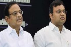 CBI Raids Residences Of Chidambaram, Son Karti Over 'Kickbacks' In INX Media Clearance