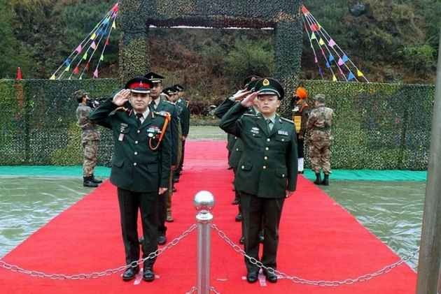 India-China Meet Underway In Leh, China Says Unaware Of Scuffle