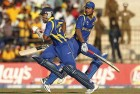 Jayawardene, Sangakkara Set Up Sri Lanka