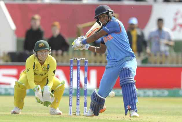 Harmanpreet Kaur's Unbeaten 171 Guides India to ICC Women's World Cup Finale