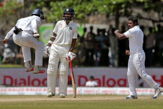 India Sink to Shocking Defeat in First Test, Sri Lanka Crushes by 63 Runs
