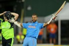 India Crush Ireland by Eight Wickets to Take Top Position in Gr-B