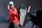 Dhoni Files Complaint Alleging Three Phones Stolen During Fire At Team Hotel At Dwarka
