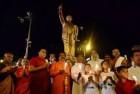 Ambedkar Statue Vandalised in Noida Village