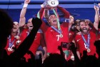 Portugal Beats France 1-0 to Win Its First Euro Cup