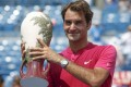 Federer Beats Djokovic to Win Seventh Cincy Title