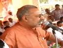 FIR Against Giriraj His for Modi-Pak Remarks