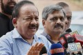 Harsh Vardhan Gets Additional Charge of Environment Ministry Following Dave's Demise