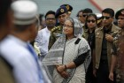 PM Receives Hasina At Airport, Says Indo-Bangla Ties Will Be Taken to New Level