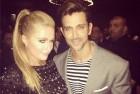 Hrithik Roshan's Night Out With Paris Hilton in Dubai