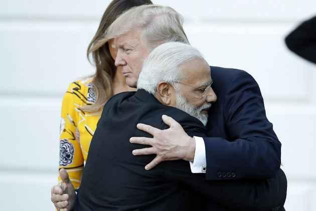Modi, Trump To Meet In Manila Tomorrow