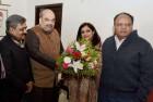 Shazia Ilmi Joins BJP, Says Won't Contest Delhi Polls