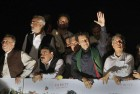 Protestors Suspend Talks With Pakistan Govt