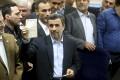 Going Against Khamenei's Advice, Iran's Ahmadinejad Registers for Presidential Election