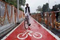 Uttar Pradesh Govt To Demolish Cycle Tracks Constructed During Akhilesh Yadav's Tenure