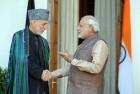 Modi Calls Up Hamid Karzai, Hails His Contribution to Ties