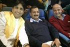 Kejriwal Tries to Quell Speculation of Rift Within Party, Says Vishwas His 'Younger Brother'