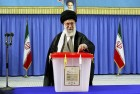 Iran's Khamenei Denounces 'Arrogant' USA