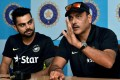 Ravi Shastri Formally Applies for India Head Coach Job