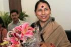 Former UPA Minister Krishna Tirath Joins BJP