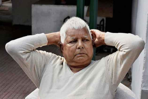 Lalu Comes Out In Mayawati's Support, Offers Her Rajya Sabha Seat From Bihar