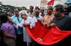 TMC a Party of Hooligans: Biman Bose