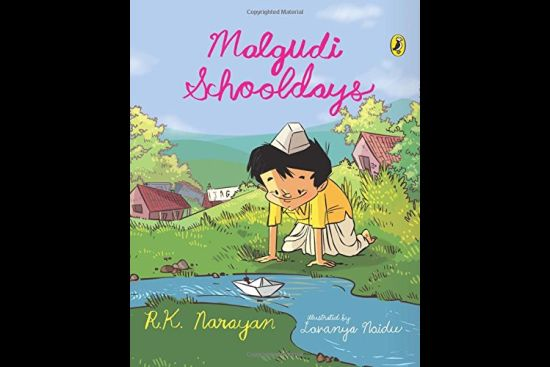 Now <i>Malgudi Schooldays</i> in an Illustrated Re-Edition