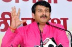 Kejriwal Surpassed Lalu in Terms of Corruption: Delhi BJP Chief Manoj Tiwari