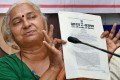 Medha Patkar Formally Resigns From AAP