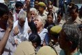 Sardar Sarovar Dam Protest: Medha Patkar, AAP Leader Alok Agrawal Detained From Bhopal Railway Station