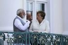 'Had A Good Interaction,' Says PM Modi After Meeting German Chancellor Merkel