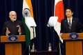 G20 Summit: Modi, Japanese PM Shinzo Abe Review Progress in Ties Ahead of Malabar Exercise