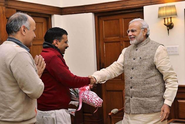 After 11 AAP MLAs Get Arrested, Arvind Kejriwal Says Modi