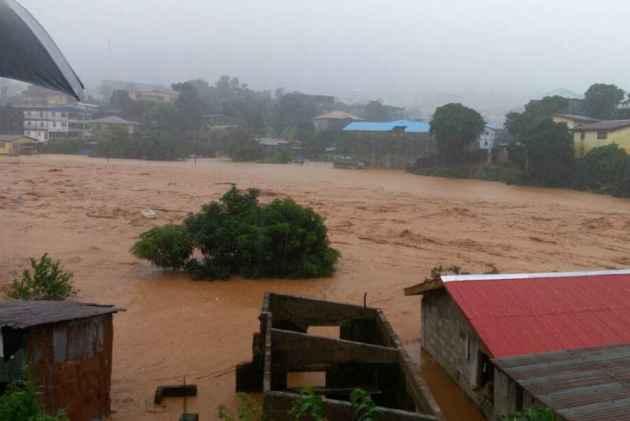 Massive Mudslide in Sierra Leone Kills Over 200