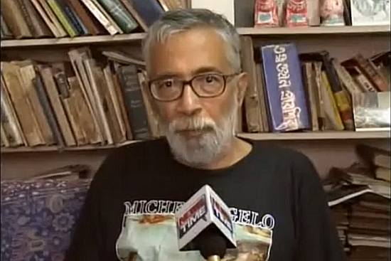 Writer Nabarun Bhattacharya Dies at 66