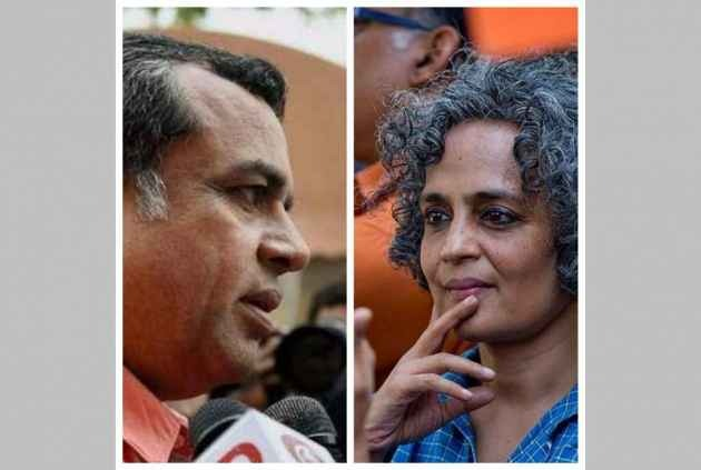 'Arundhati Roy Was Vouching for the Rights of an Anti-National,' Shiv Sena Backs Paresh Rawal