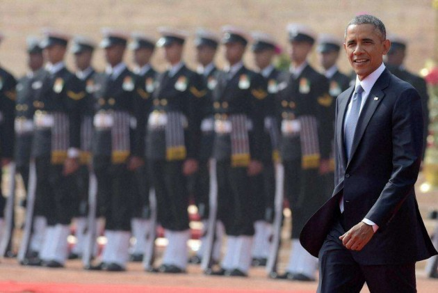 Obama to Meet Cong Leaders After R-Day Parade