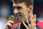 Phelps Wins 200m Individual Medley for 22nd Gold