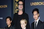 Brad Pitt Reunites With Kids Since Divorce With Jolie